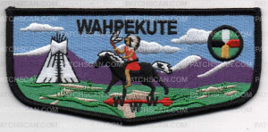 Patch Scan of WAHPEKUTE