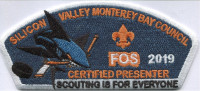SVMBC FOS 2019 CSP Certified Presentor Scouting Is For Everyone Silicon Valley Monterey Bay Council #55