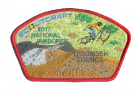 Tecumseh Council Scoutcraft Mountain Biking 2017 NJ JSP Tecumseh Council #439