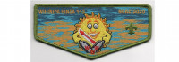 NOAC Fundraiser Flap - Sun (PO 89064) Bay Area Council #574