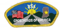 CROSSROADS OF AMERICA CSP Crossroads of America Council #160