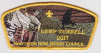 Camp Turrell 2017 CSP Northern New Jersey Council #333