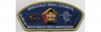 Wood Badge 100th Anniversary CSP (PO 88498) Arbuckle Area Council #468