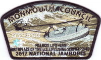 Monmouth Council- 2017 NSJ- Francis Life- Car Monmouth Council #347
