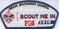 Great Southwest Council - Scout Me In Great Southwest Council #412