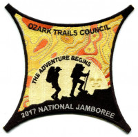 333086 A National Jamboree Ozark Trails Council #306