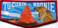 Tu-Cubin- Noonie Capitol Reef - Pocket Flap Utah National Parks Council #591