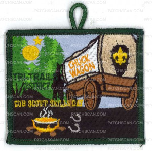 Patch Scan of X170912A CHUCK WAGON 2013
