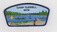 2019 CAMP TURRELL CSP  Northern New Jersey Council #333