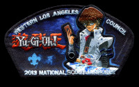 Western Los Angeles- Seto Kaiba- # 210974 Western Los Angeles County Council #51
