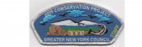 2019 Conservation Project CSP (PO 88931) Greater New York Councils