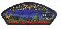 Chippewa Valley Council - 2017 National Jamboree Jack Links JSP - Blue Hills Chippewa Valley Council #637
