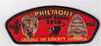 Philmont Expedition 2019 Cradle of Liberty Council #525