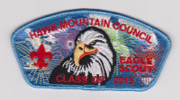 Hawk Mountain Council Class of 2015 Hawk Mountain Council #528