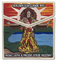 P24377_AB 2018 NOAC Golden Sun Lodge Cornhusker Council #324