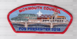 Patch Scan of Monmouth Council FOS 2018 - Presenter