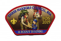 Three Harbors Council - A Scout is Loyal CSP Three Harbors Council #636