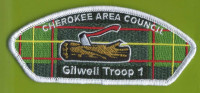 Gilwell Troop 1 - CAC CSP Cherokee Area Council #469
