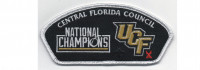 National Champions CSP White Border (PO 88107) Central Florida Council #83