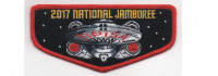 2017 National Jamboree Flap (PO 86761) Central Florida Council #83