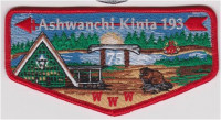Ashwanchi Kinta 193 OA Flap Choctaw Area Council #302