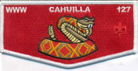 WWWCahuilla 127 California Inland Empire Council #45