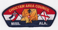 Choctaw Area Council CSP Flags Choctaw Area Council #302