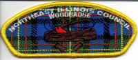 Northeast Illinois Council Wood Badge Tartan Log Northeast Illinois Council #129