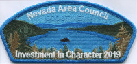 Nevada Area Council Investment In Character 2019 CSP Nevada Area Council #329