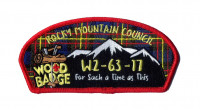 Rocky Mountain Council - Wood Badge - For Such a Time as This Rocky Mountain Council #63