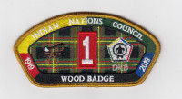 Indian Nations Council Wood Badge 2019 CSP Indian Nations Council #488