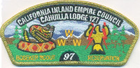 California Inland Empire Council Cahuilla Lodge 127 Boseker Scout Reservation California Inland Empire Council #45