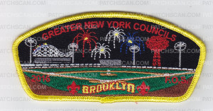 Patch Scan of Brooklyn FOS 2016