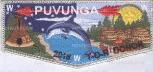 Patch Scan of Puvunga 2018 TOR Donor FLAP