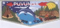 Puvunga 2018 TOR Donor FLAP Long Beach Area Council #032