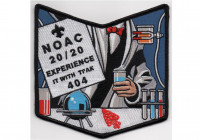 NOAC Fundraiser Pocket Patch (PO 88633) Pine Burr Area Council #304
