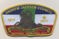 333014 A Andrew Jackson Andrew Jackson Council #303