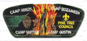Patch Scan of P24241 2017 Camping Puzzle Patch