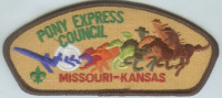 PONY EXPRESS COUNCIL CSP Pony Express Council #311