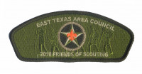 ETAC - 2018 Friends of Scouting CSP East Texas Area Council #585
