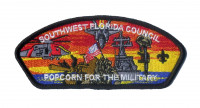 Southwest Florida Council - Popcorn For the Military Southwest Florida Council #88
