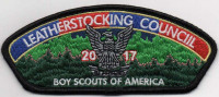 LEATHERSTOCKING EAGLE CSP Leatherstocking Council