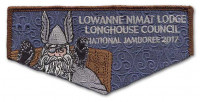 P24019 2017 Jamboree Lowanne Nimat Lodge Odin Longhouse Council