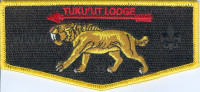 "Tuku""ut Lodge Pocket flap Greater Los Angeles Area Council #33"