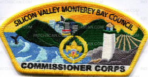 Patch Scan of SVMBC Commissioner Corps CSP