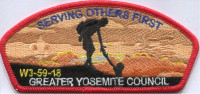 Serving Others First Greater Yosemite Council #59