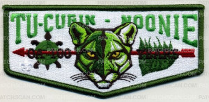 Patch Scan of Tu-Cubin-Noonie - Pocket Flap