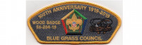 100th Anniversary of Wood Badge CSP (PO 88856) Blue Grass Council #204