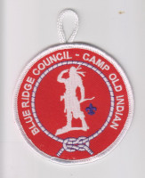 CAMP OLD INDIAN 2015 RED Blue Ridge Council #551