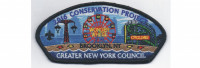 Conservation Project CSP Black Border (PO 86412) Greater New York, Brooklyn Council #642
